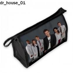 Kosmetyczka, piórnik Dr House 01