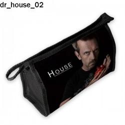 Kosmetyczka, piórnik Dr House 02