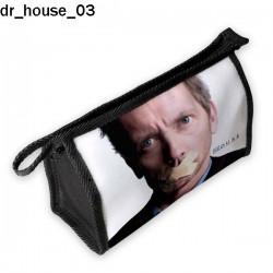 Kosmetyczka, piórnik Dr House 03
