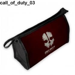 Kosmetyczka, piórnik Call Of Duty 03