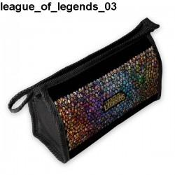 Kosmetyczka, piórnik League Of Legends 03