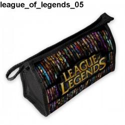 Kosmetyczka, piórnik League Of Legends 05