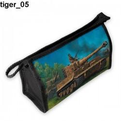 Kosmetyczka, piórnik Czołg Tiger 05