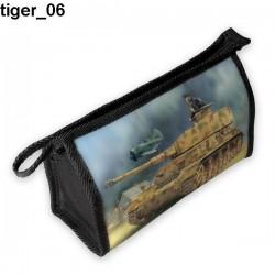 Kosmetyczka, piórnik Czołg Tiger 06