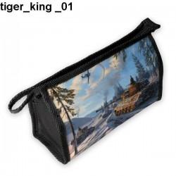 Kosmetyczka, piórnik Czołg Tiger King 01