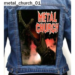Ekran Metal Church 01