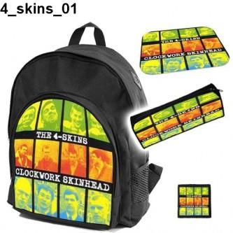 Zestaw szkolny 4 Skins 01