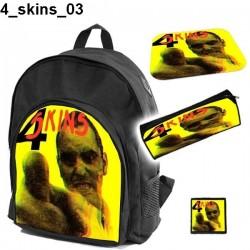 Zestaw szkolny 4 Skins 03