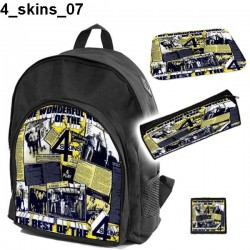 Zestaw szkolny 4 Skins 07