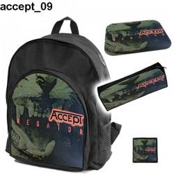 Zestaw szkolny Accept 09