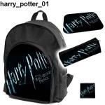 Zestaw szkolny Harry Potter 01