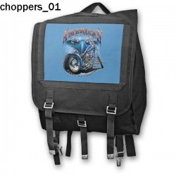 Plecak kostka Choppers 01