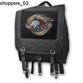 Plecak kostka Choppers 02
