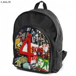 Plecak szkolny 4 Skins 05