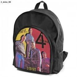 Plecak szkolny 4 Skins 08