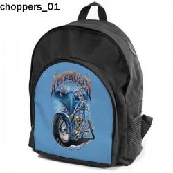 Plecak szkolny Choppers 01