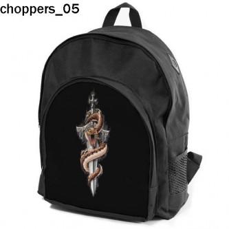 Plecak szkolny Choppers 05