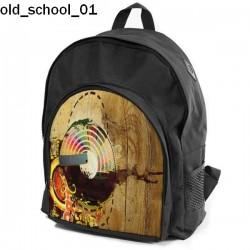 Plecak szkolny Old School 01