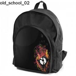 Plecak szkolny Old School 02