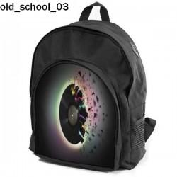 Plecak szkolny Old School 03