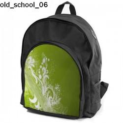 Plecak szkolny Old School 06