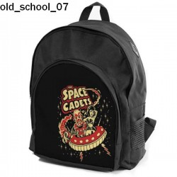 Plecak szkolny Old School 07