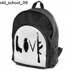 Plecak szkolny Old School 09