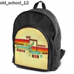 Plecak szkolny Old School 12