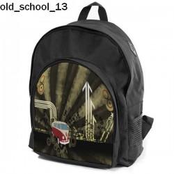 Plecak szkolny Old School 13