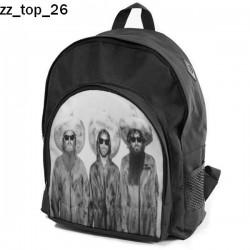Plecak szkolny Zz Top 26