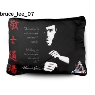 Poduszka Bruce Lee 07