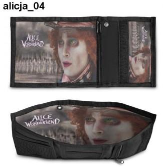 Portfel Alicja W Krainie Czarów 04