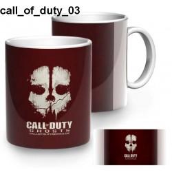 Kubek Call Of Duty 03