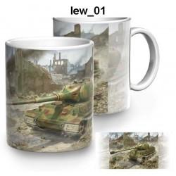Kubek Lew 01