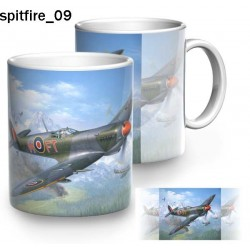 Kubek Spitfire 09