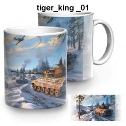Kubek Tiger King 01
