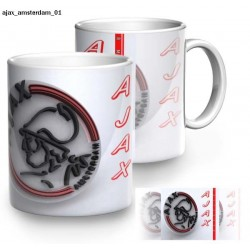 Kubek Ajax Amsterdam 01