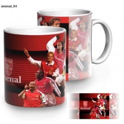 Kubek Arsenal 04