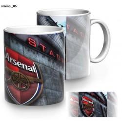Kubek Arsenal 05