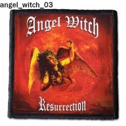 Naszywka Angel Witch 03