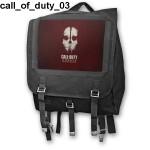 Plecak kostka Call Of Duty 03