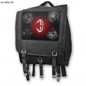 Plecak kostka Ac Milan 01