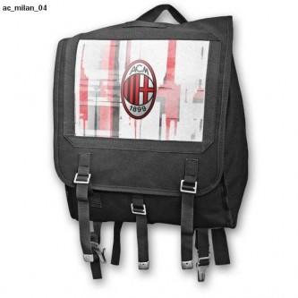 Plecak kostka Ac Milan 04