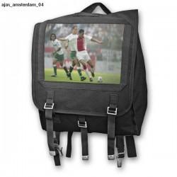 Plecak kostka Ajax Amsterdam 04