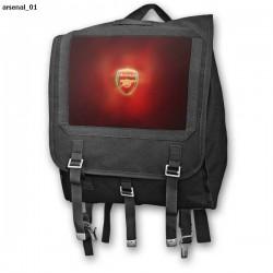 Plecak kostka Arsenal 01