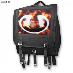 Plecak kostka Arsenal 02