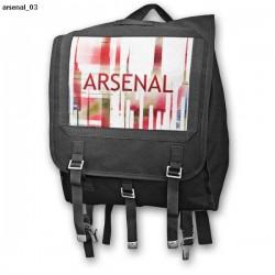Plecak kostka Arsenal 03