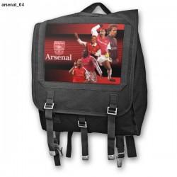 Plecak kostka Arsenal 04