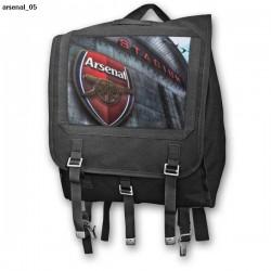 Plecak kostka Arsenal 05