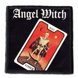Naszywka Angel Witch 10